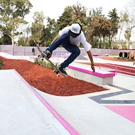 'Skate of Emergency' pop-up skate park and roller rink coming to the Milk District