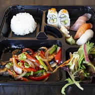 Kombu Sushi Ramen serves popular tastes in a somewhat neglected sector of Winter Park