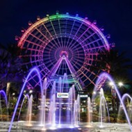 A new audio upgrade to the Wheel at Icon Park will help riders know what they're looking at