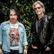 Hall & Oates, Squeeze to play Tampa in September