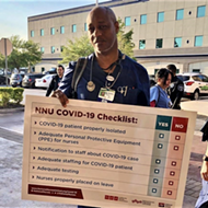 Nurses picket Osceola Regional Hospital to demand better work conditions