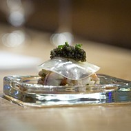 Soseki, a cozy 10-seat 'modern omakase,' brings creativity and spectacle to Winter Park