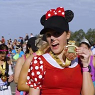 Walt Disney World announces return of in-person running events