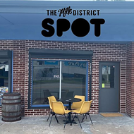 Retail startup space The Milk District Spot to open Thursday
