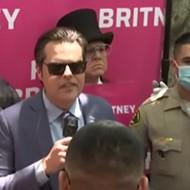 Florida Rep. Matt Gaetz speaks at 'Free Britney' rally in Los Angeles, calls Jamie Spears 'a dick'