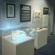 Orlando Science Center's latest exhibit is a load of shit