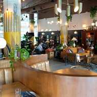 The Monroe in Creative Village is a paradigm of modern comfort, in design and cuisine