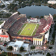 Barnett Park vaccination site to move to Camping World Stadium on Tuesday