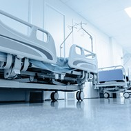 COVID-19 patients fill Florida's hospital beds