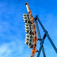 SeaWorld Orlando's Ice Breaker coaster to open in February