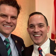 Florida Republicans Matt Gaetz and Anthony Sabatini to join QAnon doofuses at conservative conference