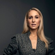 Comedian Nikki Glaser is out of her parents' house, back on the road, and coming to Orlando