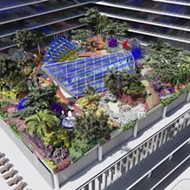 Orlando Museum of Art plans to open Chihuly rooftop garden at new downtown campus
