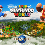 A Donkey Kong land is likely coming to Universal Orlando, but first it will open in Japan
