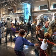 Imagineer says Disney's Star Wars hotel will include appearances from Kylo Ren, Chewbacca