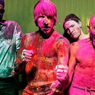 Red Hot Chili Peppers to play Camping World Stadium with The Strokes, Thundercat next fall
