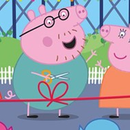 Peppa Pig Theme Park sets opening date in February