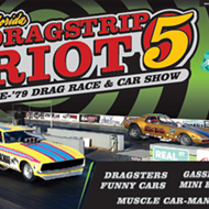 Florida Dragstrip Riot 5 brings muscle cars to Orlando Speed World this weekend