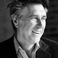 Roxy Music's Bryan Ferry performs at Hard Rock Live for your pleasure