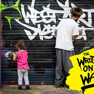 The West Art District makes an eloquent statement on the power of art to build community
