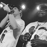 MC Lars and MegaRan to play Backbooth tonight