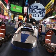 Race Through New York is a giant leap forward for crowd management, a small step sideways for simulators