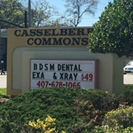 Some local teens keep sabotaging this dentist's sign in Casselberry