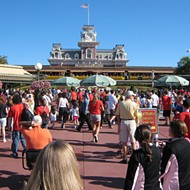 Starting next week, Disney moves metal detectors at Magic Kingdom