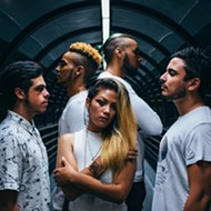 Band of the Week: Fiery Sushi