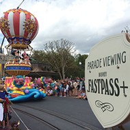 Disney World is without an upcharge program to skip lines, but probably not for long