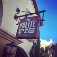 The Polite Pig will open in Disney Springs next week