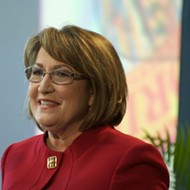 Mayor Teresa Jacobs touts achievements, honors Pulse victims at county address