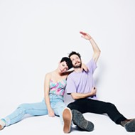 High-energy New York indie duo Diet Cig transcends the hype machine