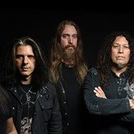 Pioneering thrash band Testament delivers metal sermon at House of Blues