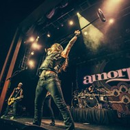 Finnish metal band Amorphis to play the Haven Lounge Wednesday