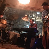 New York jazz group AMP Trio plays Blue Bamboo Center for the Arts tonight