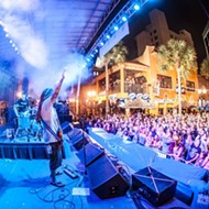 Everything happening at this year's Florida Music Festival