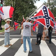 Florida town plans to fly Confederate flag at City Hall to 'honor history'