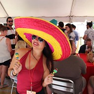 Get a jump on celebrating Cinco de Mayo at the Florida Salsa Festival on Sunday