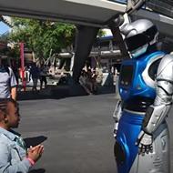 New talking robot character debuts at Magic Kingdom
