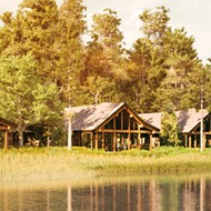 New waterfront cabins coming to Disney's Fort Wilderness Lodge