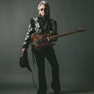 Country veteran Marty Stuart brings his superlative band to the Social this week