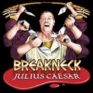 Orlando Fringe 2017 review: 'Breakneck Julius Caesar'