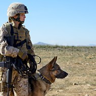 <i>Megan Leavey</i> showcases canine heroism