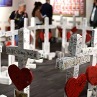 Orange County History Center exhibit captures love, sorrow in Orlando after Pulse