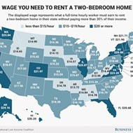 You need to make at least $20 an hour to afford a two-bedroom in Florida, says report