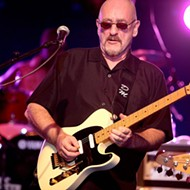 British guitar legend Dave Mason headlines the Plaza Live tonight