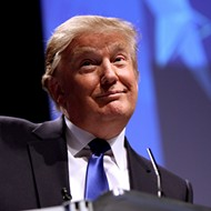 Disney says animatronic Trump will have speaking role in Hall of Presidents