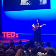 The next best thing to being there is TEDx, independently organized and freely licensed events inspired by the TED model