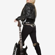 Metal queen Lita Ford gets the Velvet Session treatment at Hard Rock Hotel